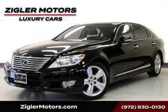 2011_Lexus_LS 460_L One Owner Low Miles Heated seats front&Rear Keyless_ Addison TX