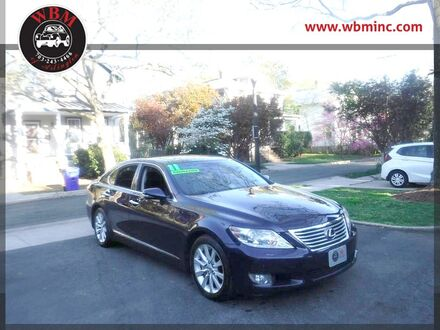 2011_Lexus_LS 460_Luxury_ Arlington VA