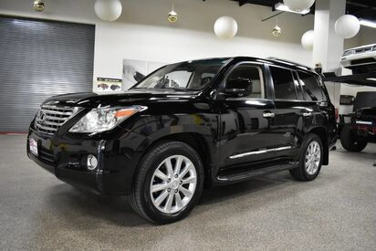 2011_Lexus_LX 570_AWD_ Boston MA