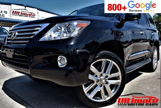 2011 Lexus LX 570 Base AWD 4dr SUV Saint Augustine FL