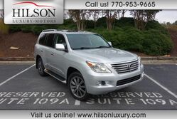 Lexus LX570 w/Luxury Package  2011