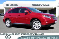 2011_Lexus_RX__ Roseville CA