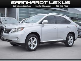 2011_Lexus_RX 350__ Phoenix AZ