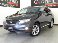 Lexus RX 350 NAVIGATION SUNROOF REAR CAMERA HEATED COOLED LEATHER SEATS BLUETOOTH MEMORY 2011