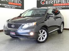 2011_Lexus_RX 350_NAVIGATION SUNROOF REAR CAMERA HEATED COOLED LEATHER SEATS BLUETOOTH MEMORY_ Carrollton TX