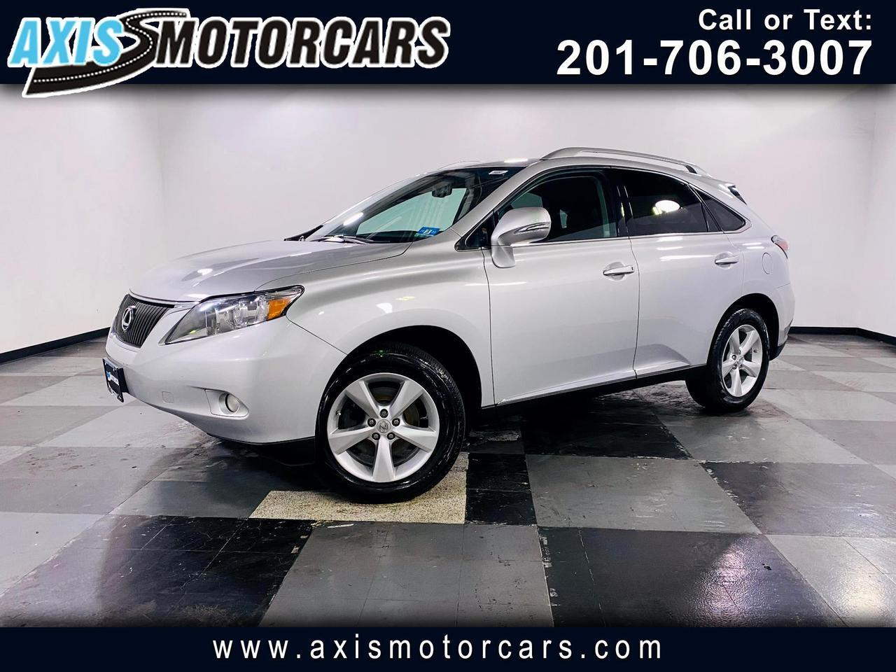 2011 Lexus RX 350 w/Backup Camera Sun Roof Jersey City NJ