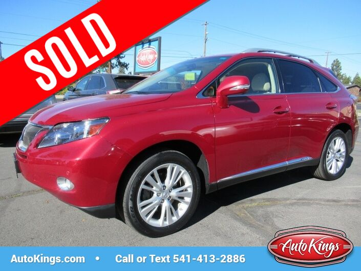 2011 Lexus RX 450h AWD Hybrid Bend OR