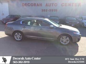 Lincoln MKS w/EcoBoost 2011