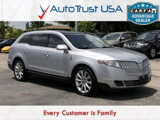Lincoln MKT Base CLEAN CARFAX NAV BACKUP CAM PANO ROOF 3RD ROW LOAD 2011
