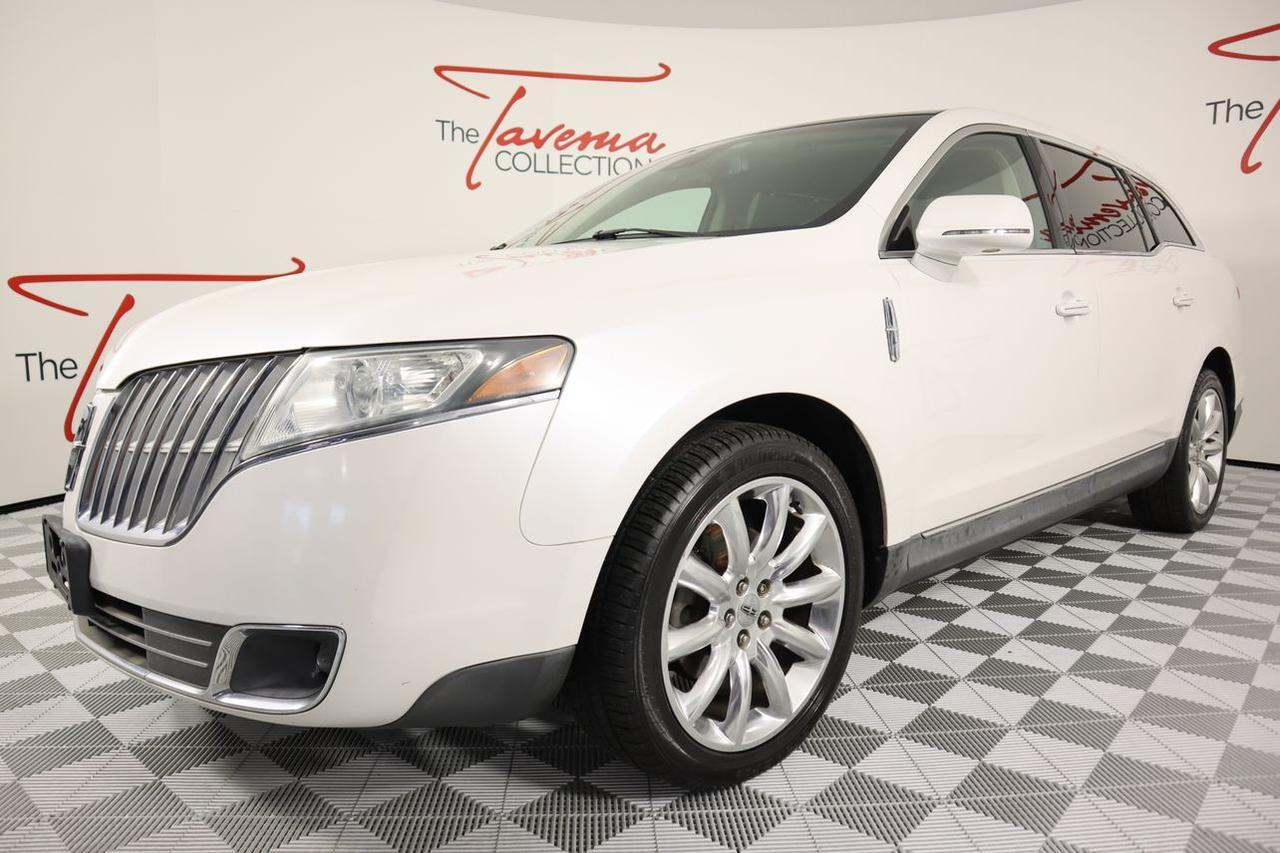 2011 Lincoln MKT Sport Utility 4D Hollywood FL