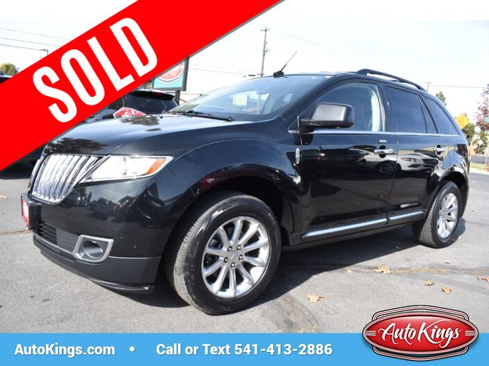 2011 Lincoln MKX AWD Bend OR