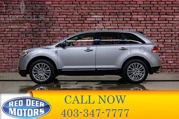 2011_Lincoln_MKX_AWD Luxury Edition_ Red Deer AB