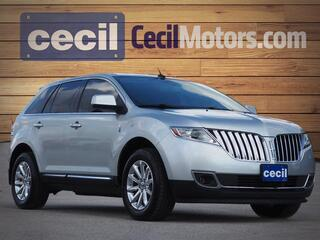 Lincoln MKX Base 2011