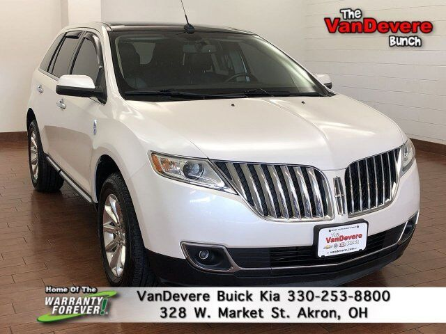 2011 Lincoln MKX Base Akron OH