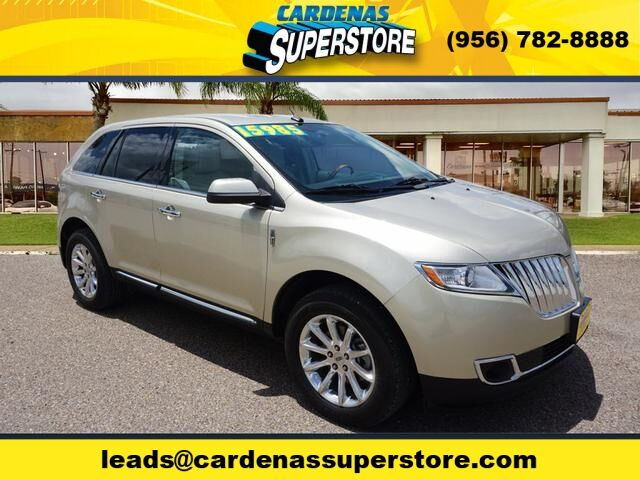 2011 Lincoln MKX Base Harlingen TX