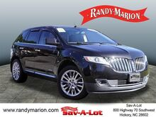 2011_Lincoln_MKX_Base_ Mooresville NC