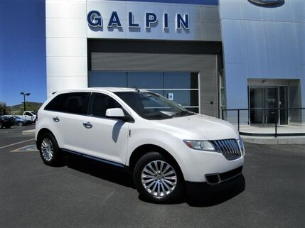 2011_Lincoln_MKX_Base_ Prescott AZ