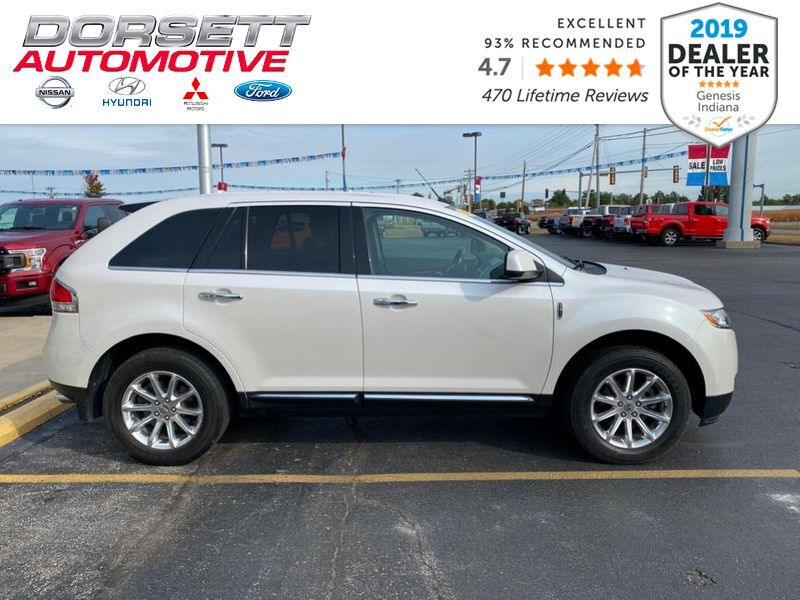2011 Lincoln MKX Base Marshall IL