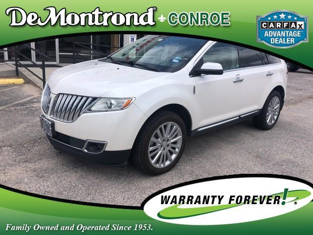 2011 Lincoln MKX FWD 4dr Conroe TX