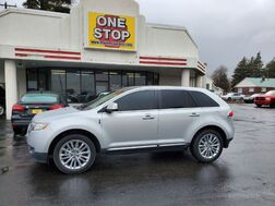 2011_Lincoln_MKX_FWD_ Pocatello and Blackfoot ID