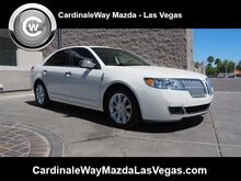 2011_Lincoln_MKZ__ Las Vegas NV