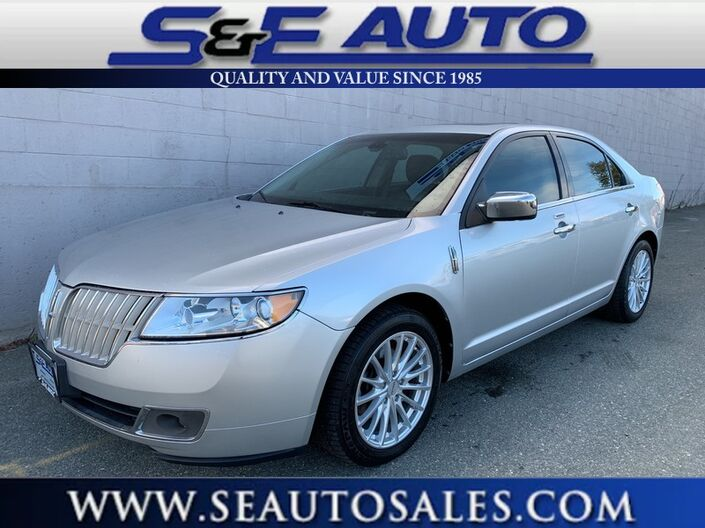 2011 Lincoln MKZ  Weymouth MA