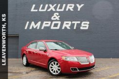 2011_Lincoln_MKZ_Base_ Leavenworth KS