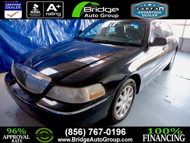 2011 Lincoln Town Car Signature Limited Berlin NJ