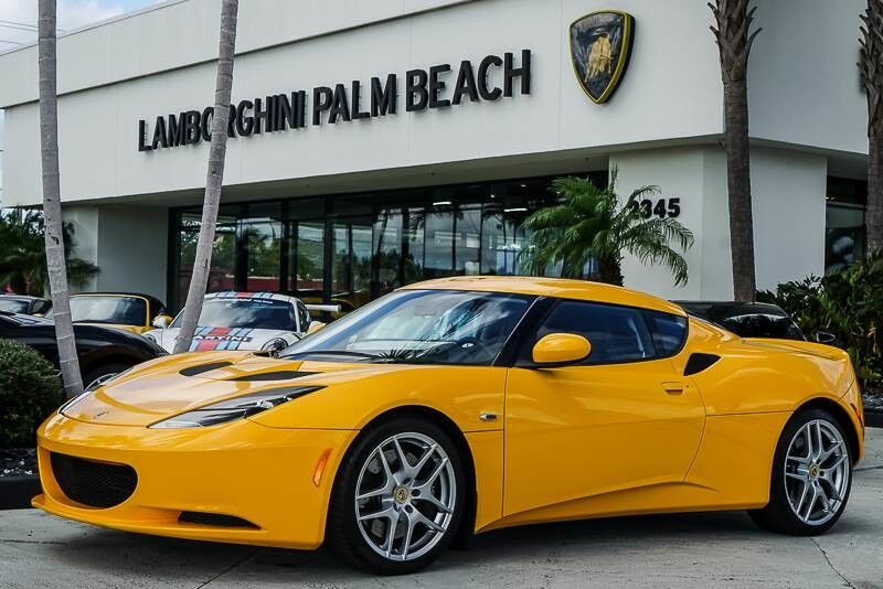 2011_Lotus_Evora_2+2_ Palm Beach FL