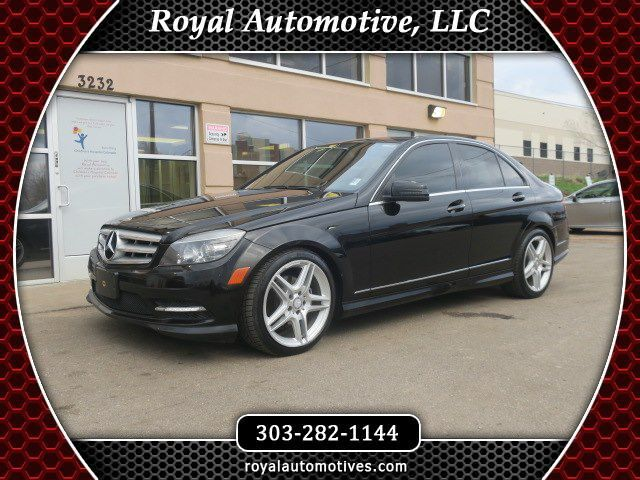 2011 MERCEDES-BENZ C-CLASS C300 4MATIC Englewood CO
