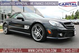 2011_MERCEDES-BENZ_SL-CLASS_SL 63 AMG_ Chantilly VA