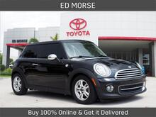 2011_MINI_Cooper_Base_ Delray Beach FL