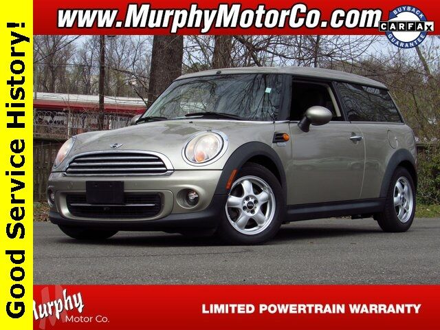 2011 MINI Cooper Clubman Coupe Raleigh NC