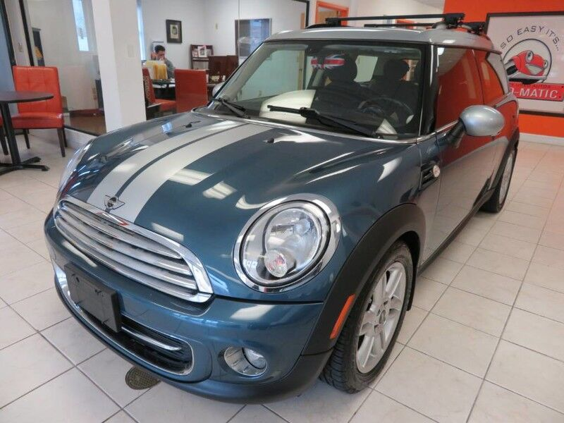 2011 MINI Cooper Clubman Coupe