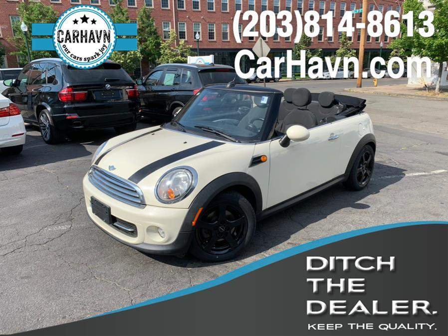 2011 MINI Cooper Convertible 2dr New Haven CT