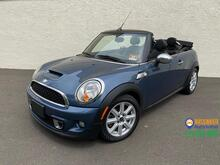 2011_MINI_Cooper Convertible_S - Navigation_ Feasterville PA