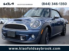2011_MINI_Cooper Convertible_s_ Old Saybrook CT