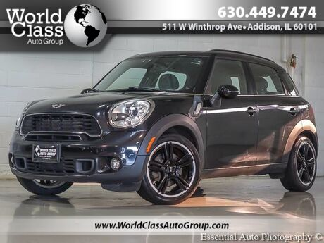 2011 MINI Cooper Countryman S - LEATHER SEATS MANUAL TRANSMISSION PANO ROOF Chicago IL