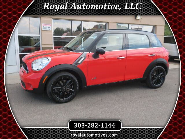 2011 MINI Cooper Countryman S ALL4 COUNTRYMAN Englewood CO