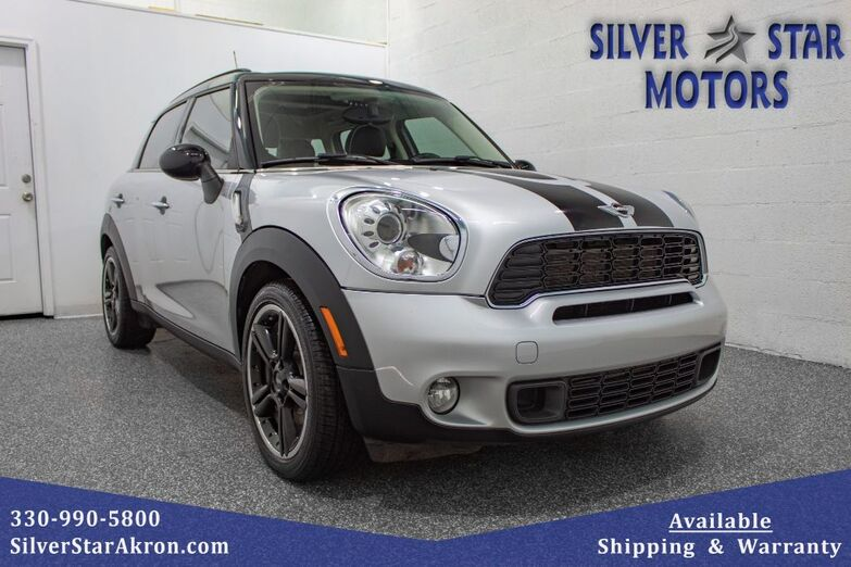 2011 MINI Cooper Countryman S Tallmadge OH