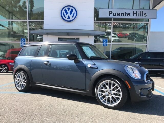 2011 MINI Cooper S Clubman City of Industry CA
