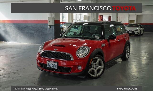 2011 MINI Cooper S Clubman San Francisco CA