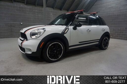 2011_MINI_Cooper S Countryman_Base_ Orem UT