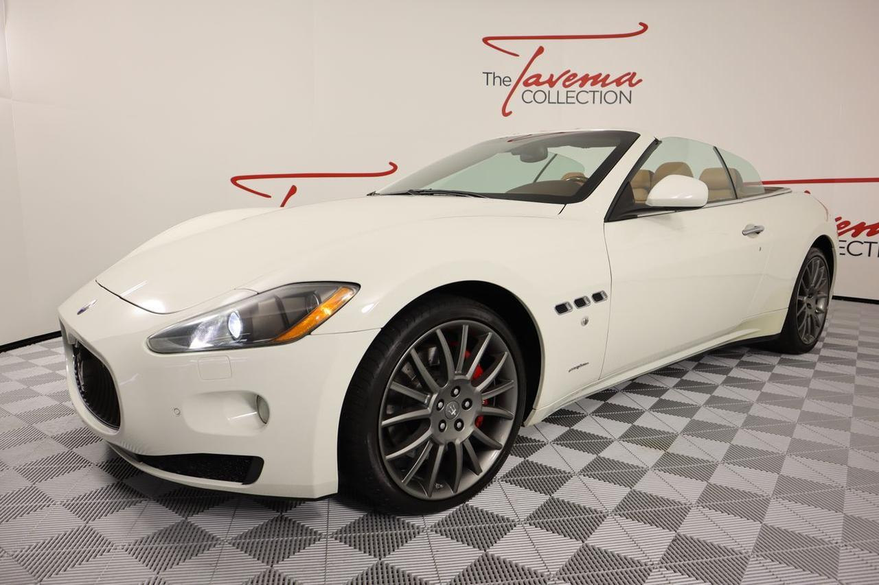 2011 Maserati GranTurismo Convertible 2D Hollywood FL