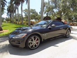 2011_Maserati_GranTurismo Convertible_Base_ Hollywood FL