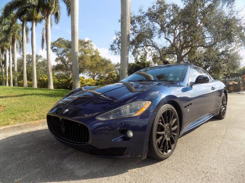 2011 Maserati GranTurismo S Hollywood FL