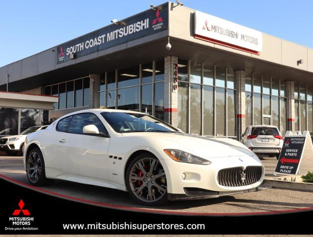 2011 Maserati MC SPORT LINE S MC SPORT LINE Costa Mesa CA