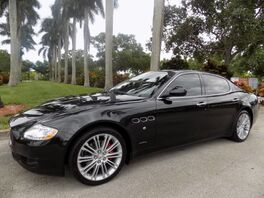 2011_Maserati_Quattroporte__ Hollywood FL