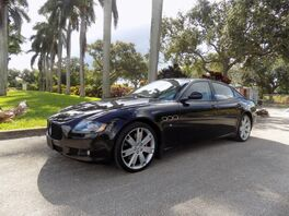 2011_Maserati_Quattroporte_S_ Hollywood FL