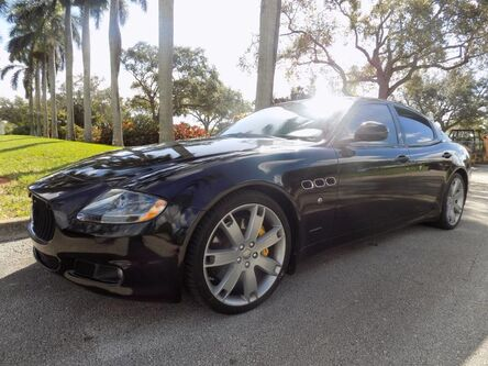 Maserati Quattroporte Sport GT S 2011